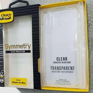 Otterbox Clear Symmetry iPhone XS Max