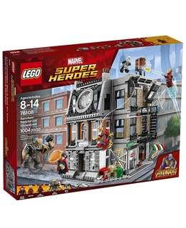 LEGO Marvel Super Heroes Avengers: 76108 Building Kit (1004 Piece)