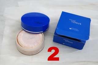 Bedak venus acne loose powder