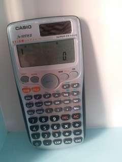Casio fx-50FH ll Calculator