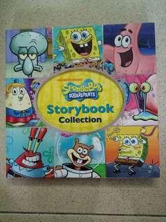 (GOOD DEAL ‼️) SpongeBob storybook collection