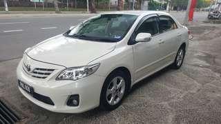 Toyota Altis 1.8E Dual VVTi