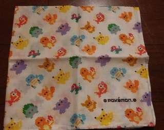 Pokemon Center Handkerchief
