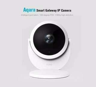 Xiaomi Mijia Aqara IP Cam Smart Linkage Alarm 180 Degree Angle 1080p + Fungsi Gateway Versi 2
