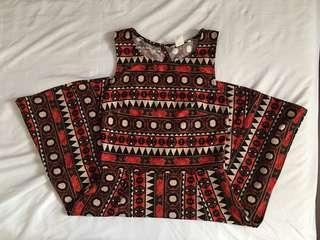 H&M aztec dress 🤶🏻