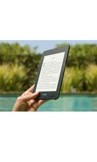 All New Kindle Paperwhite 2018 (with Special Offers) MSIB