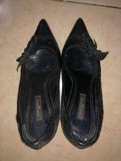 Louis Voitton shoes second jual murah