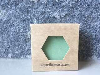 Green tea & honey soap