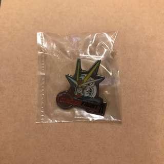 Gundam 襟針