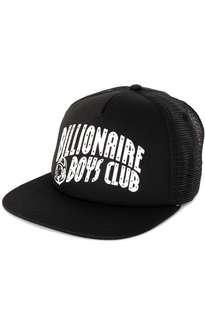 Billionaire Boys Club BB Helmet Trucker Hat - Black