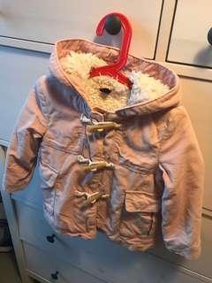 baby gap girls jacket