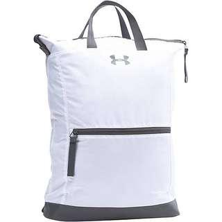 Under Armour Team Multi- Tasker white Backpack