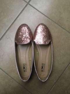 Flatshoes sequins