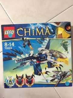 LEGO chima 70003