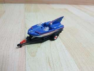Hot Wheels 1966 Batboat loose 1:50 Scale