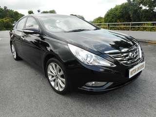 Cheapest Long Term Rental Hyundai I45 2.4A