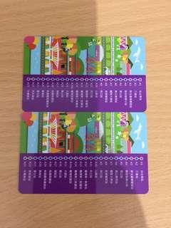 Two Taiwan Easycard FREE DELIVERY