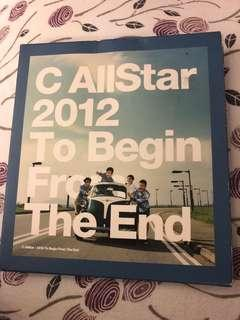 C AllStar - 2012 To Begin From The End (CD + DVD)