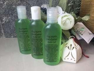 🚚 Handmade Eucalyptus bath gel