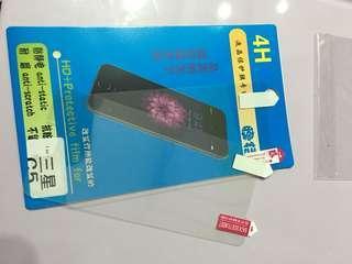 兩塊Samsung c5/c5Pro  高清防刮膜