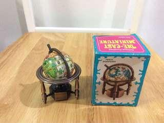 Die-Cast Miniature Globe Sharpener