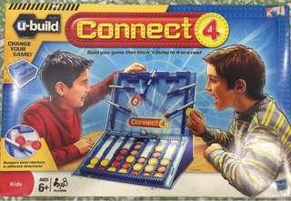 Hasbro U Build Connect 4