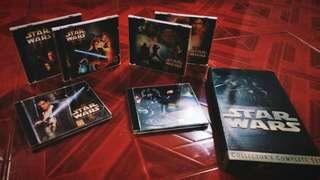 Star Wars Collector's Complete Set