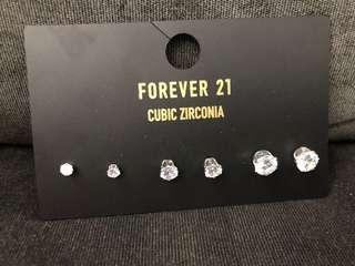 Brand New Auth Forever 21 Earrings