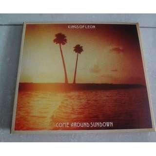 Kings Of Leon Double CD Come Around Sundown Deluxe Edition
