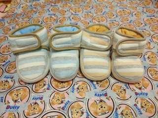 嬰兒秋冬保暖靴 棉鞋 baby warm shoes