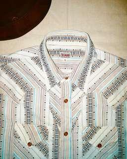 🇮🇳印度製Ted Walker Cowboy Style shirt