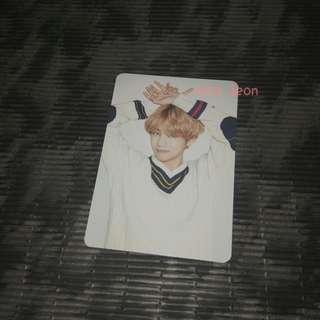 BTS 4th Muster Japan Mini PC Photocard Taehyung 6/8