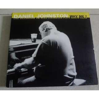 Daniel Johnston CD Why Me Live In Berlin