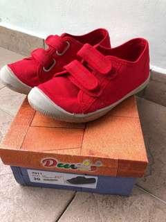 Duvic Basket Red Size Eur 30