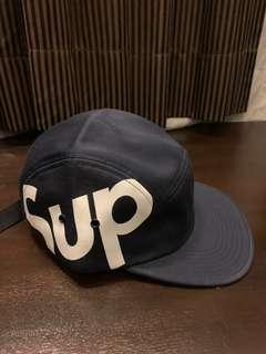 Supreme Camp cap Navy