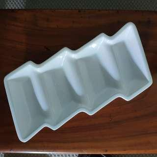 Ceramic Plate Party Platter (39cm long)