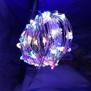 Solar 10meter Fairy Light suitable for Outdoor (SG stock)