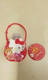 Hello Kitty hand sanitiser