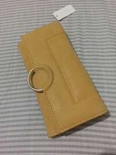 Camel Colored Wallet