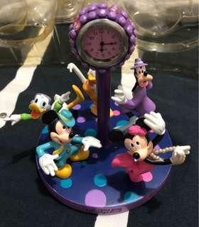 Disney Mini Display Clock