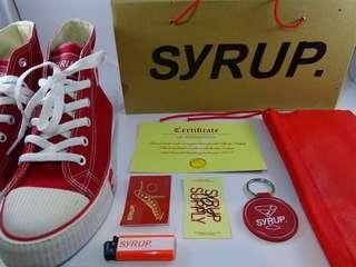 Sneaker by syrup