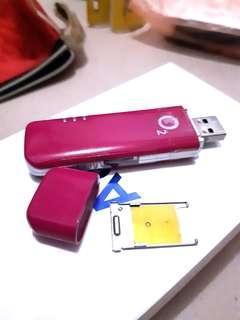 Modem O2 Modem Huawei Modem Laptop Modem 3G Modem GSM Model Bekas