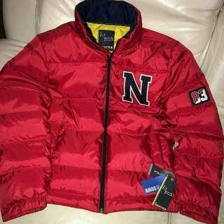 Nautica down jacket