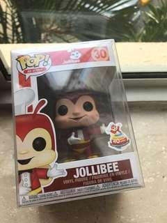 Jollibee Funko Pop Ad Icons w/ Protective Clear Box