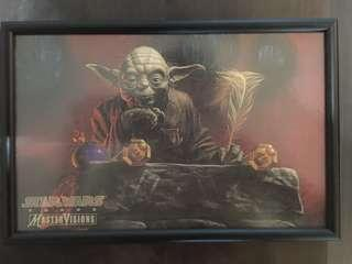 Star Wars Master Visions Collectible