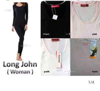 Longjohn size M