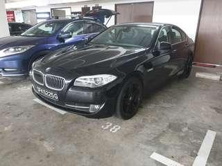 BMW 523 F10 for rent