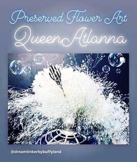 Aquaman Queen Atlanna Preserved Flower Arrangement