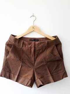Zara Basic Pants / Celana Pendek Wanita / Hot Pants
