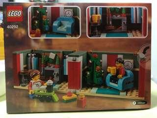 Lego 40292 Christmas Gift Box